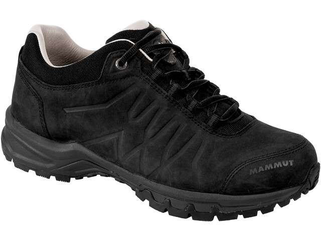 Mammut Mercury III Low LTH Shoes Herre black-black